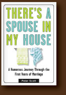 There's a Spouse in My House cover